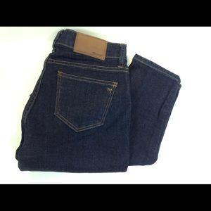Madewell Skinny Skinny jeans dark wash